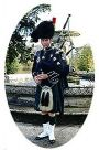 Martin McKay - Scottish Bagpiper